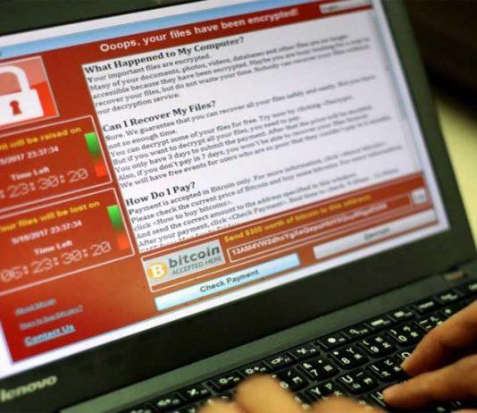 como remover wannacry ransomware