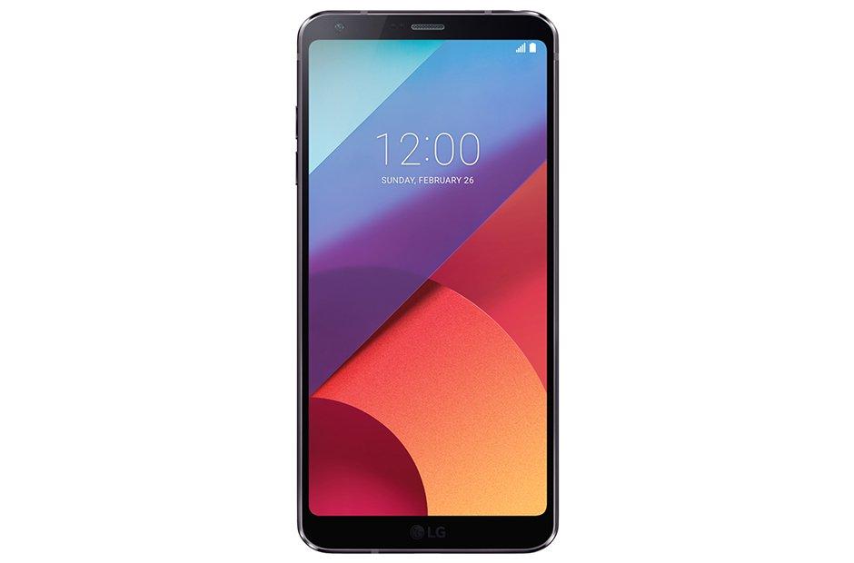 smartphone LG G6 2017