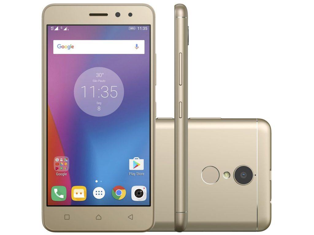 smartphone Lenovo Vibe K6 2017