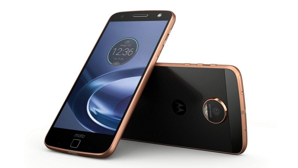 smartphone Motorola Moto Z 2017