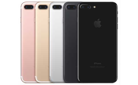 smartphone iPhone 7 PLUS 2017