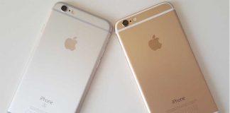 quais as diferenças entre iphone 6 e iphone 6s