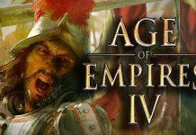 age of empires 4 lançamento
