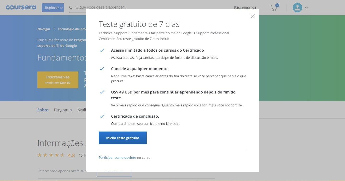 Coursera Vale A Pena Como Acessar O Coursera Brasileiro De Forma Gratuita